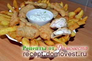 ��� ��� ���� (Fish and Chips) - ���� � ��������� ��-���������